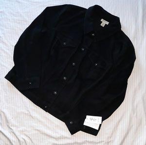 Style & Co Twill Jean's Jacket